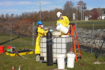 environmental services, site investigation and assessment, site remediation, hazardous waste management