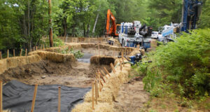Pillsbury Lake District Well Deepening & Permitting